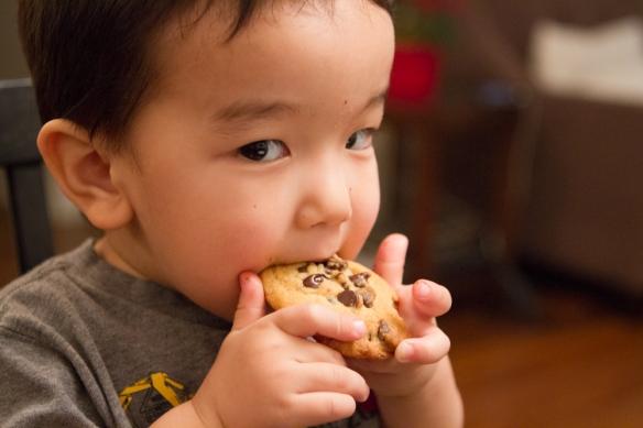 Mmm, cookie.