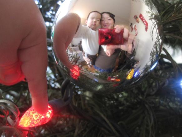 Second Christmas.
