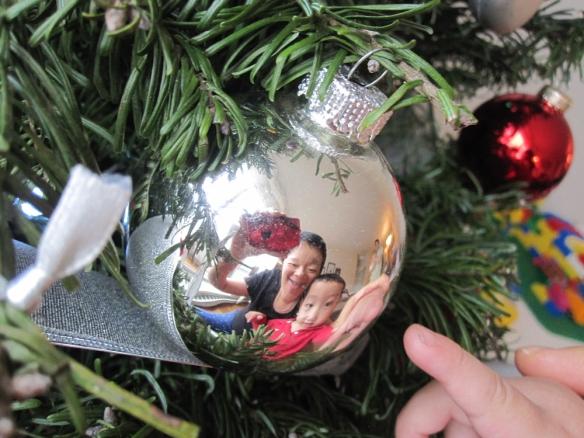 Third Christmas.