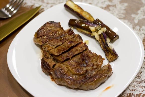 Prime rib. Yum!