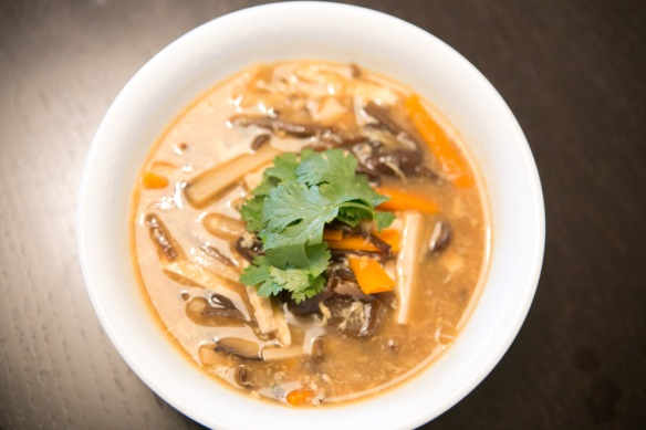 Hot and sour soup-0220