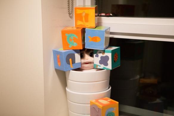 Dec 17 elf on the shelf idea