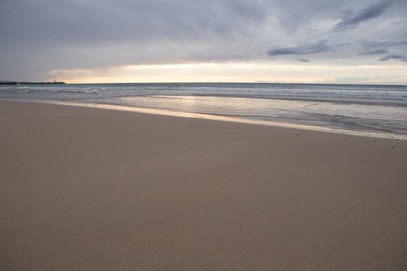 More beach.