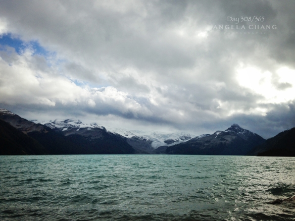 The most gorgeous Garibaldi Lake. A moment of regret for not bringing my DSLR on the hike.