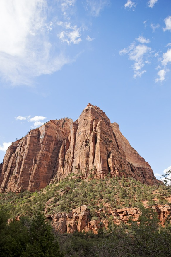 Day 1: Zion National Park