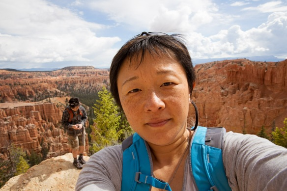 Day 2: Bryce National Park, selfie
