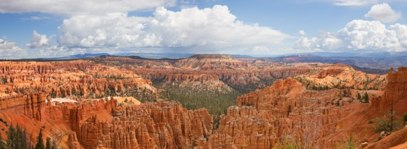 Day 2: Bryce National Park, pano view