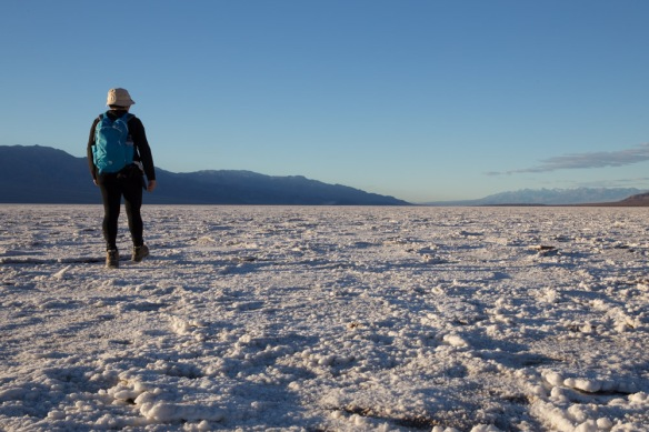 Death Valley badwater salt pan-2