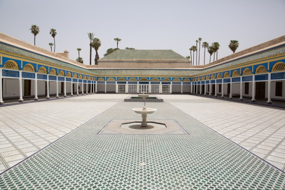 Angela Chang Photography Morocco Marrakech Bahia Palace-5