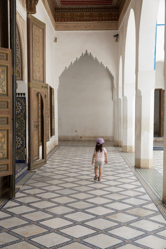 Angela Chang Photography Morocco Marrakech Bahia Palace-9