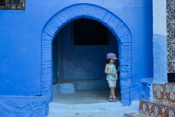 Angela Chang Photography Morocco travel Chefchaouen blue-10
