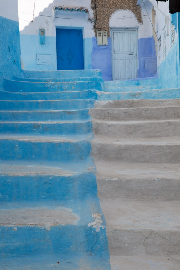 Angela Chang Photography Morocco travel Chefchaouen blue-13