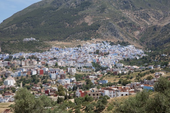 Angela Chang Photography Morocco travel Chefchaouen blue-15