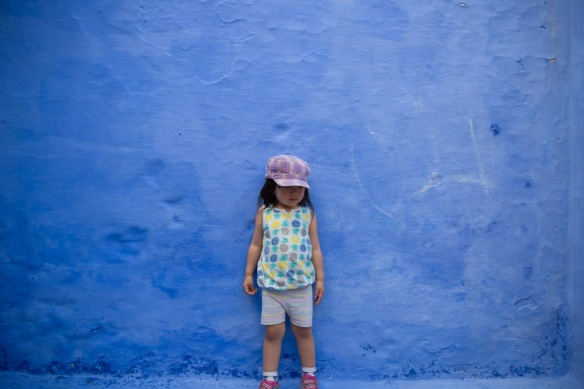 Angela Chang Photography Morocco travel Chefchaouen blue-2