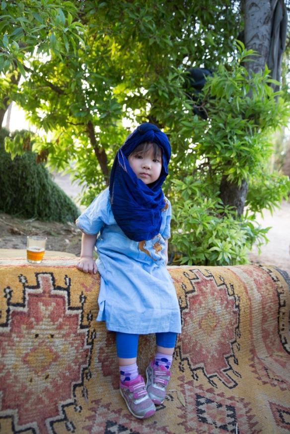 Camel ride morocco-1-9