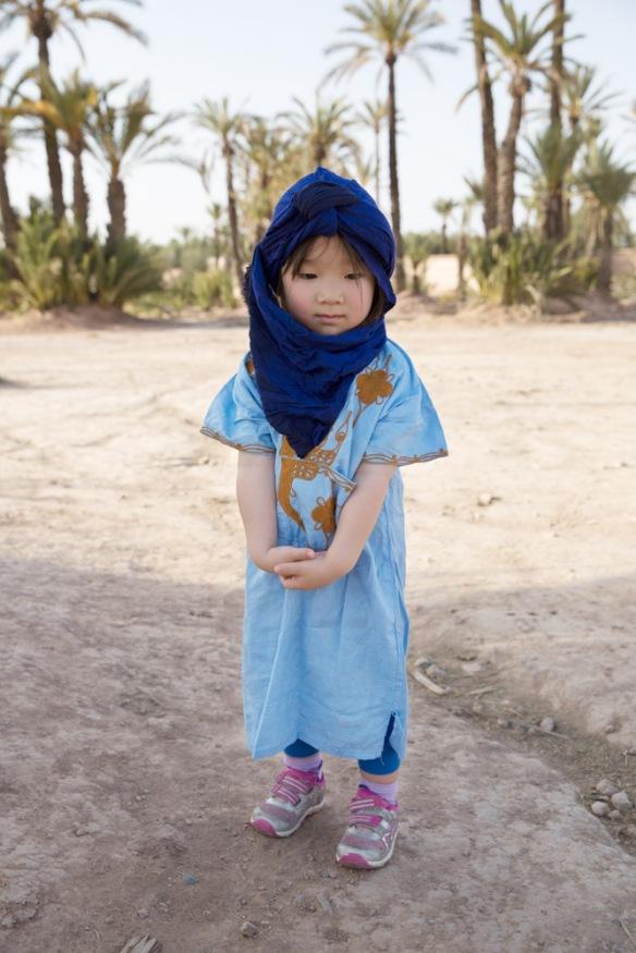 Camel ride morocco-1